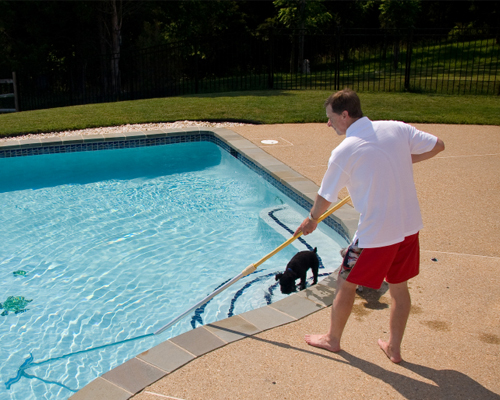 Pool Maintenance In Las Vegas Acid